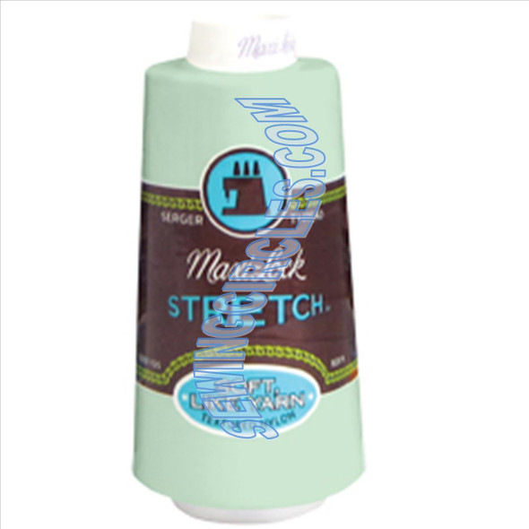 Mint Green Maxi-Lock Stretch 2000yds (32427)