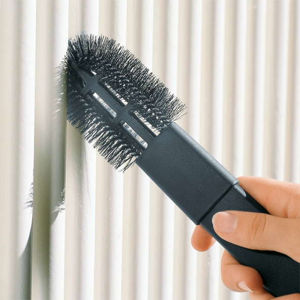MIELE SHB 20 BRUSH FOR RADIATORS, Provides quick and efficient cleaning of radiators, vents or other small spaces.