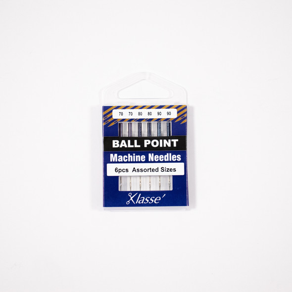 Klasse Ball Point needles