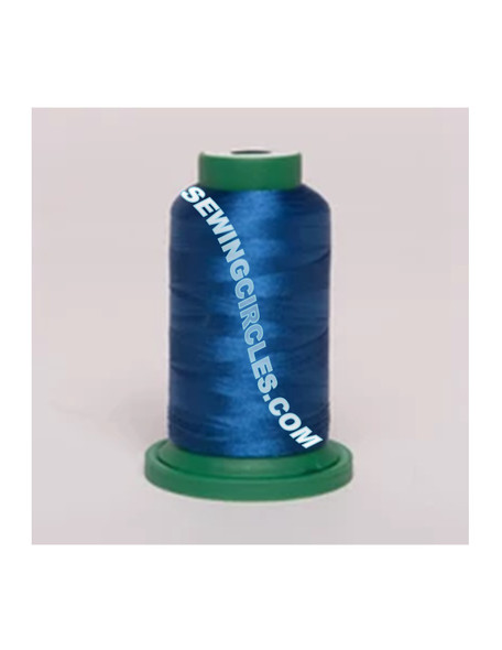 Exquisite Polyester Thread - 104 China Blue