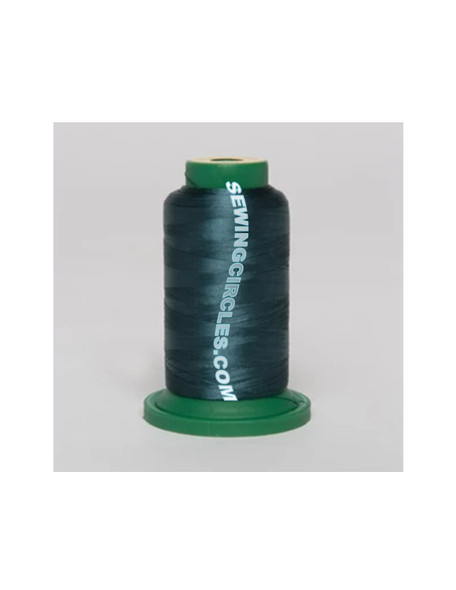 Exquisite Polyester Thread - 448 Blue Spruce 1000 Meters