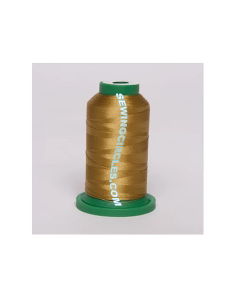Exquisite Polyester Thread - 842 Bright Gold 1000 Meters