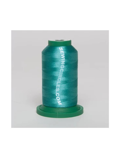 Exquisite Polyester Thread - 906 Legendary Blue 1000 Meters