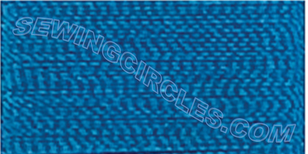 FLORIANI EMBROIDERY  POLYTHRD CALIFORNIA BLUE  373