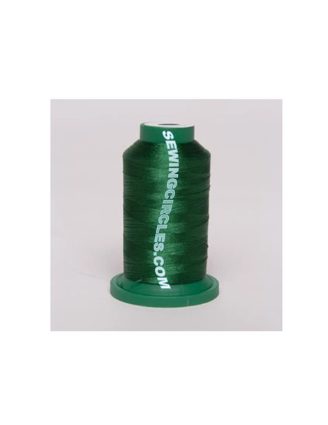 Exquisite Polyester Thread - 992 Jungle Green 1000 Meters