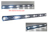 """X-Series 50"""" OZ-USA® Double Row LED Light Bar Combo Beam Diffused ( Flood Beam) Lens Cover with Integrated DRL Daytime Running Light Function Offroad 4x4 Truck SUV"""