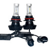 7HL-9007 LED Headlight Conversion Kit by OZ-USA® Dual Intensity Hi/Lo Beam 4000LM Xenon White 6500K
