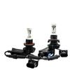 7HL-H13 LED Headlight Conversion Kit by OZ-USA® Dual Intensity Hi/Lo Beam 8000LM Xenon White 6500K