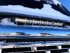 "M-Series 10"" Ultra Slim High Output Osram LED Light Bar Single Row Spot Flood Combo Beam Off Road Truck ATV Marine Boat RV Heavy Equipment Vehicles 12 - 30 Volts"