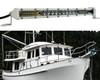 "White M-Series 10"" Ultra Slim High Output Osram LED Mini Light Bar Single Row Spot Flood Combo Beam Off Road RV Truck ATV Marine Boat Fishing Vessel Yacht  12 - 30 Volts"