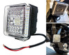 "4"" High Output 360° Osram LED Work Lights Driving Offroad Truck Trailer Tractor SUV Combo Beam 12 - 32 volts"