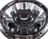 "7"" Laser Projector Headlight with LED Hi/Lo Dual Beam DRL 12 volts for Jeep, Hummer F1, FJ JK Harley"