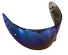 Blue CW1 Shoei Helmet Visor Pinlock Qwest RF1100 X-12 X12 RF XR X-spirit 2 1100 Yamaha