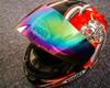 Irridium X11 CX-1V  Aftermarket Shoei Helmet Visor Shield RF1000 TZR XR1000 RF 1000 XR