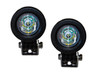 Mini Trail Lights LED CREE Spot Motorcycle Offroad Dual Sport Enduro Fog KTM Hid