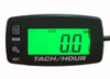 Tach Hour Meter OZ-USA® tachometer RPM display motorcycle atv dirtbike buggy outboard cr