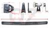"US Curved 288w 50"" Ultra Spot Light bar OZ-USA (TM) OSRAM LED hyper beam 4x4 offroad racing"