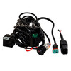 OZ Single Deutsch Plug Wire Harness Wiring Kit for LED HID Light Bars Accessory Lights Off-road