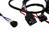 OZ Double DT Wire Harness Deutsch Plug Wiring Kit for LED HID Light Bars Auxiliary Lighting Off-road UTV Truck ATV SxS
