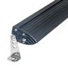 S4D 50 inch Single Row OZ-USA® LED Light bar 4D reflectors spot flood combo off road 4x4 4wd race truck