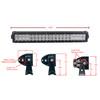 4D 120w 20 inch Light bar spot flood combo LED off road 4x4 4wd race truck