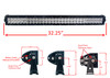 "30"" 4D-Series OZ-USA® 180w LED Lightbar Combo Spot/Flood Beam for Off-road 4x4 Truck UTV 12V-24V"