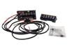 JK 6 rocker Switch Panel kit controller source system JKU jeep wrangler 07-16 LED light bar HID