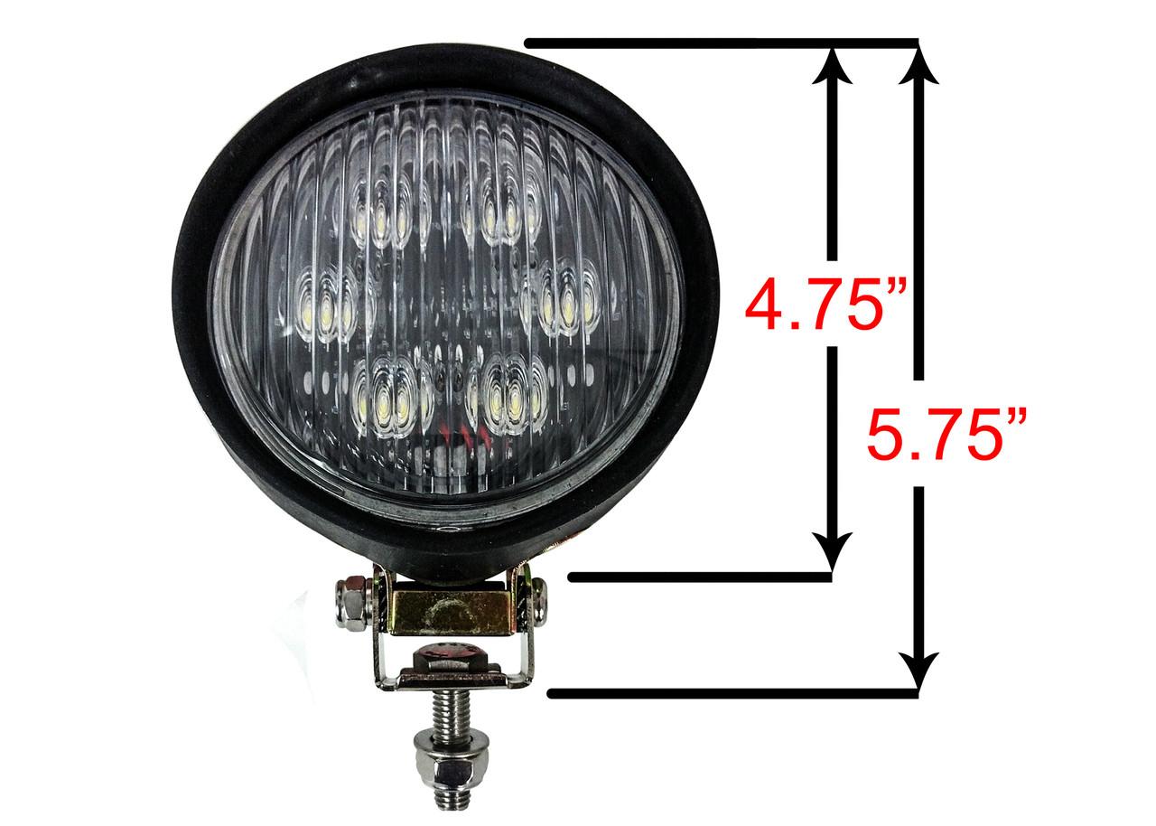 LED Sealed Beam Bulb 4411 Tractor Fender Light
