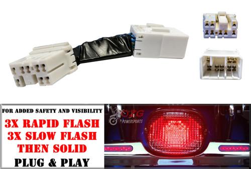 harley brake flasher