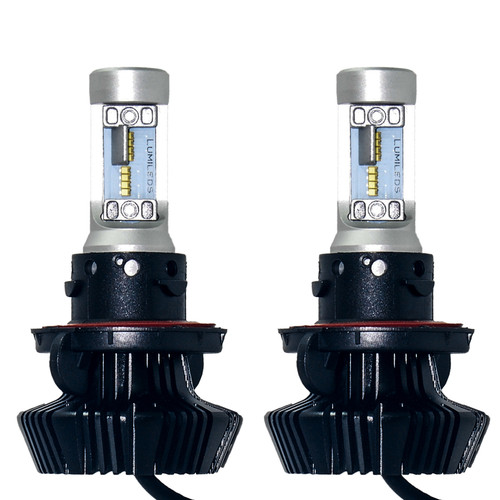 7HL-H13 LED Headlight Conversion Kit by OZ-USA® Dual Beam 8000LM Xenon White 6500K