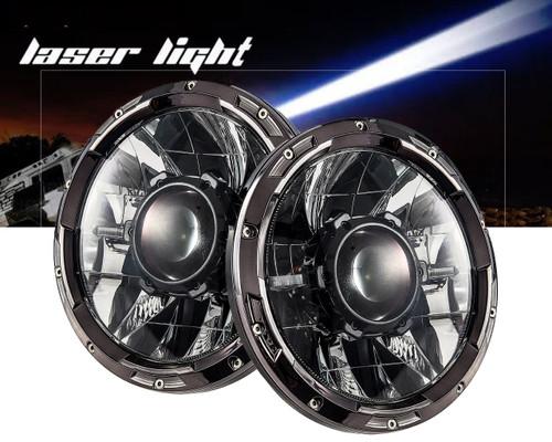 laser jeep headlight