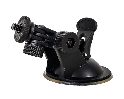 Suction Cup Mount for GPS Speedometer, Digital Hour Meter, Dash Cam