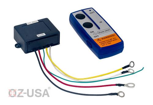 Wireless Winch Remote ATV UTV SXS Control Switch 12v Commander Teryx EPS RUV RTV