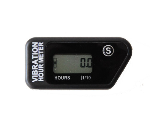 Vibration Hour Meter OZ-USA® Resettable Wireless Water Proof Digital Boat ATV UTV Dirt Bike Outboard Jetski