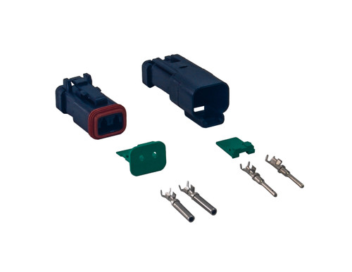 DT Connector 2 Pin Deutsch plug Male + Female