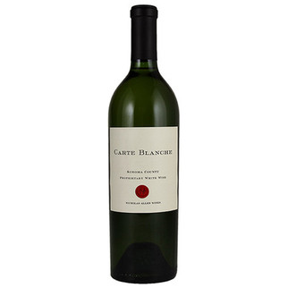 2010 Carte Blanche Proprietary White