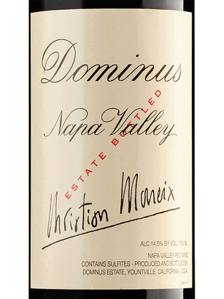 2003 Dominus Blend
