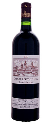 2003 Cos D'Estournel
