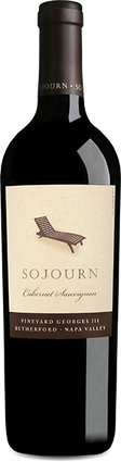 2009 Sojourn Georges III 1.5L Cab Sauv