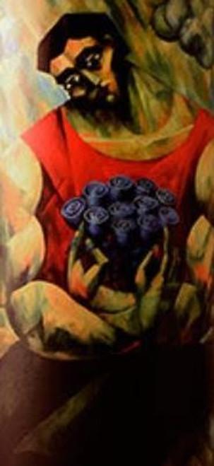 2012 Puro Uno Mega Artist Icon 1 Face Malbec