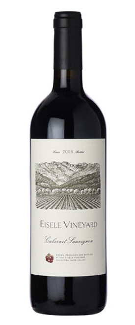 2013 Eisele Vineyard Araujo Cab Sauv