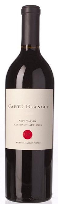 2013 Carte Blanche Cab Sauv