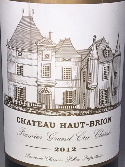 2012 Chateau Haut Brion