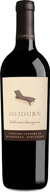 2010 Sojourn Georges III 1.5L Cab Sauv