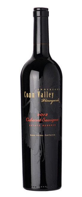 2012 Andersons Conn Valley Reserve 1.5L Cab Sauv