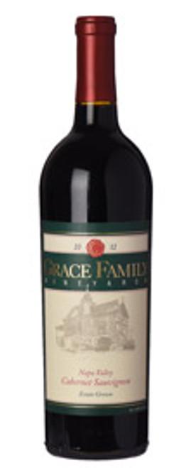 2012 Grace Family WD Cab Sauv