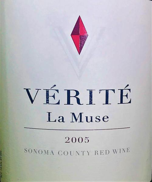 2005 Verite La Muse Cab Sauv/Merlot