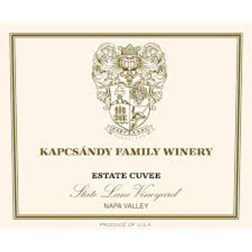 2011 Kapcsandy Estate Cuvee State Lane Vineyard
