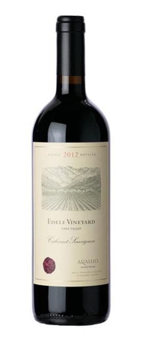 2012 Araujo Eisele Vineyard Cab Sauv