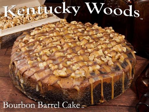KY Woods Bourbon Barrel Cake